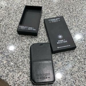 iPhone 7 new case Vegan Leather